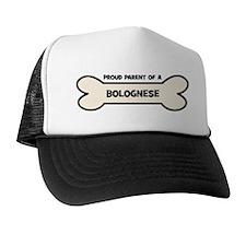 Proud Parent: BOLOGNESE Trucker Hat