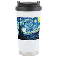 Van Gogh - Starry Night Travel Mug