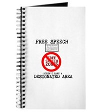 FREE SPEECH DESIGNATED AREA Journal