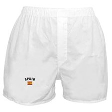 Spanish Flag Boxer Shorts