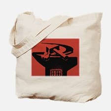 Stylish Hammer & Sickle Tote Bag