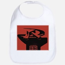 Stylish Hammer & Sickle Bib
