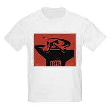 Stylish Hammer & Sickle Kids T-Shirt