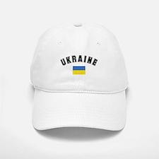 Ukrainian Flag Cap