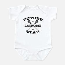 Future Lacrosse Star Infant Bodysuit