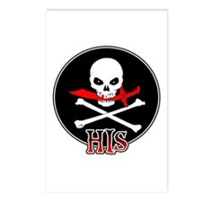 Jolly Roger - His Postcards (Package of 8)