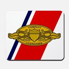 Company Commander<BR> Mousepad