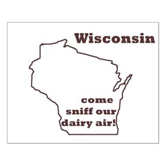 Wisconson Dairy Air Posters