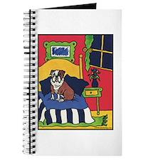 """Bullish at Bedtime"" Bulldog Journal"