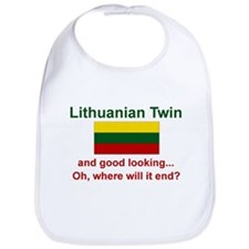 Lithuanian Twin-Good Looking Bib