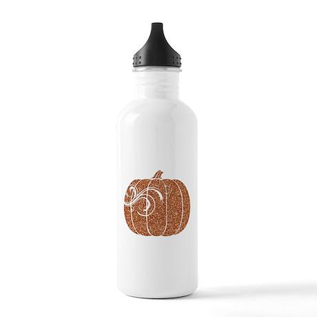 Halloween Pumpkin Stainless Water Bottle 1.0L