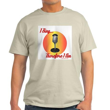 Ohio Valley Idol 2007 Ash Grey T-Shirt
