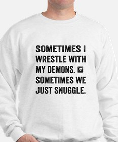 Wrestle With My Demons Jumper