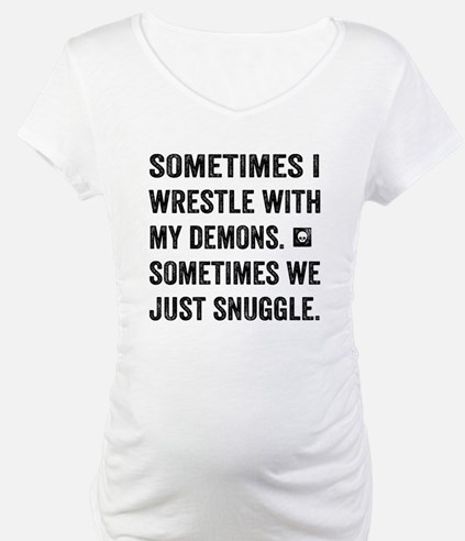 Wrestle With My Demons Shirt