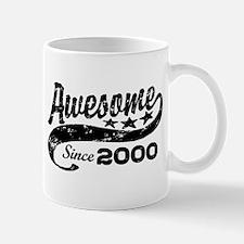 Awesome Since 2000 Mug