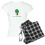 Tree Hugger Pajamas