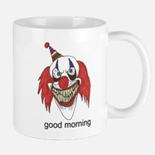 Good Morning Clown Mug