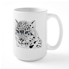 Snow Leopard Mugs