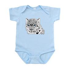 Snow Leopard Body Suit