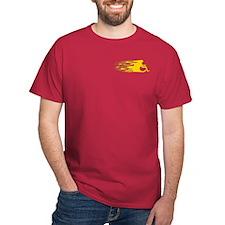 Speed Wheeling -1L T-Shirt