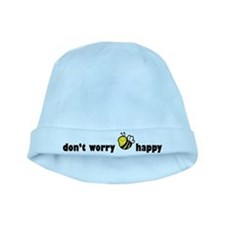 Be happy baby hat