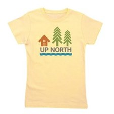 Up North Girl's Tee