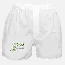 Degobah Shirt Boxer Shorts
