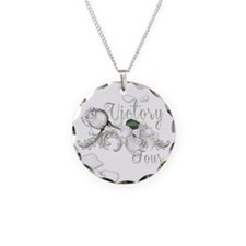 Victory Tour Tossed Rose Petals Necklace