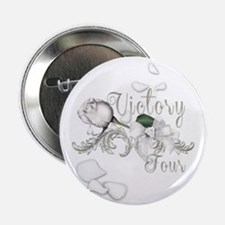 """Victory Tour Tossed Rose Petals 2.25"""" Button"""