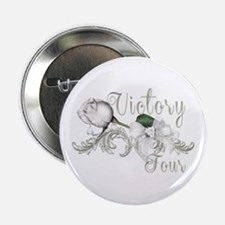 """Victory Tour White Rose Tears 2.25"""" Button"""