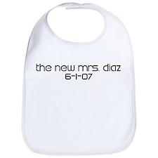 The New Mrs. Diaz  6-1-07 Bib