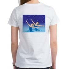 Synchronized swimming Tee