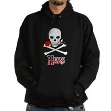 Jolly Roger - Hers Hoodie