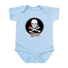 Jolly Roger - Hers Infant Bodysuit