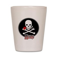 Jolly Roger - Hers Shot Glass