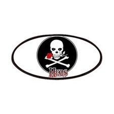 Jolly Roger - Hers Patches