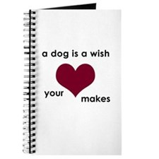 Valentine's Day Dog Lover Journal