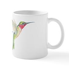 cheerful hummingbird Mug