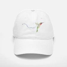 cheerful hummingbird Baseball Baseball Cap