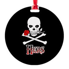 Jolly Roger - Hers Ornament