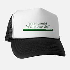 Trucker Hat: Wellstone what