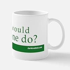 Mug: Wellstone what
