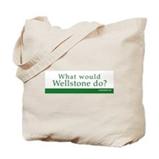 Tote Bag: Wellstone what/copilot