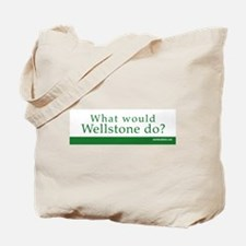 Tote Bag: Wellstone what/copilot