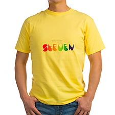 Steven rainbow T