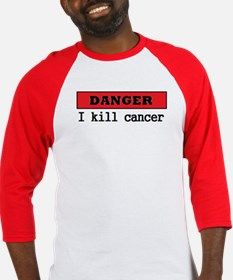 Cancer Fighter Baseball Jersey