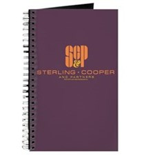SC&P Mad Men Logo Journal