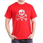Skull and Cross Fitness Dark T-Shirt