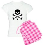 Skull and Cross Fitness Women's Light Pajamas