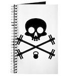 Skull and Cross Fitness Journal